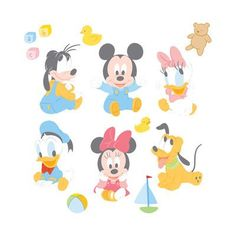 Fathead Disney Baby Mickey Mouse Wall Decal