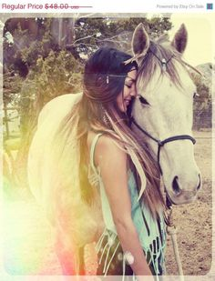 Horse Love , http://eeryjewelry.com/ feather  hippie  #earrings -  white