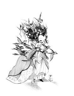Lorena Alvarez Ilustración <3