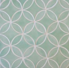 Moroccan Circles tile handmade by Mercury Mosaics. Samples available. Contact us to get your home renovation project started! Marble Mosaic, Mosaic Tiles, Glass Tiles, Küchen Design, Tile Design, Interior Design, Moroccan Tiles Kitchen, Morrocan Tiles Bathroom, Moroccan Tile Backsplash