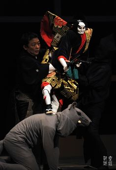 Japanese Puppets Bunraku | Japanese traditional puppet theater, Bunraku 文楽 | Bodies building