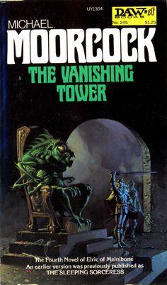 The Vanishing Tower, Michael Moorcock