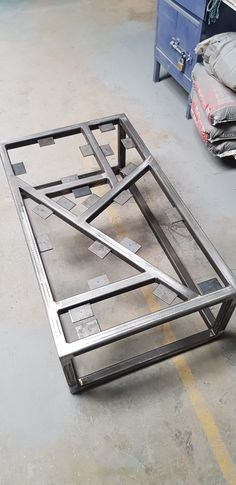 Welded Furniture, Iron Furniture, Steel Furniture, Unique Furniture, Industrial Furniture, Furniture Design, Small Wood Projects, Metal Projects, Welding Projects