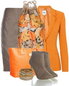"""Work Look 2"" by elenh2005 on Polyvore"