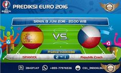 Prediksi Piala Eropa 2016 Grup D Spanyol vs Republik Czech, dimana jadwal pertandingan Jerman vs Ukraina akan berlangsung pada tanggal 13 Juni 2016 pada jam 20.00 Waktu Indonesia Bagian Barat. Pert…