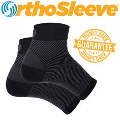Treat your child's Sever's Disease with the Orthosleeve FS6 compression foot sleeve.