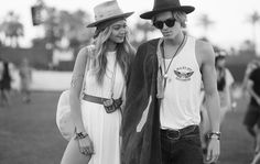 Gigi Hadid and Cody Simpson 2015
