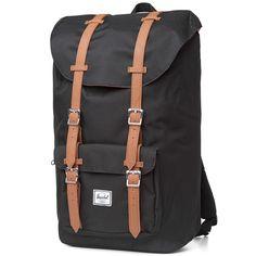 Herschel Supply Co. Little America Mountain Bag (Black)