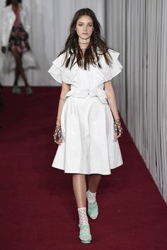 Jill Stuart Spring 2018 Ready-to-Wear  Fashion Show Collection