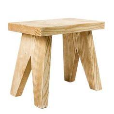 Drewniane stołki. Nowoczesne Meble Bydgoszcz