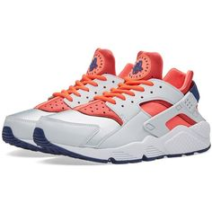 Nike W Air Huarache Run (14175 RSD) ❤ liked on Polyvore featuring men's fashion, men's shoes and men's athletic shoes