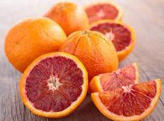 GODT VALG: Røde appelsiner inneholder samme antioksidant som blåbær.