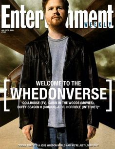 Celebrate and analyze the Whedonverse with other fans at  Joss in June (MTSU, June 2015)