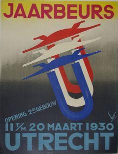 Utrecht ~ Jaarbeurs 1930