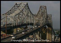 Old Cooper River Bridge, Charleston, SC