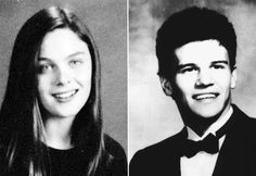 Bones' Emily Deschanel and David Boreanaz before they were famous