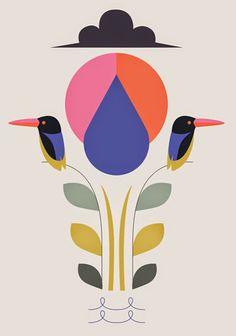 print & pattern: DESIGNER - vicki turner