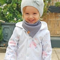 """Freebook transition jacket """"Spring Friend"""" - free cut with instructions - kindermode - Kids Vêtements Goth Pastel, Vêtement Harris Tweed, How To Make Toys, Orange Fabric, Baby Vest, Spring Jackets, Easy Knitting, Sewing For Kids, Baby Shoes"""