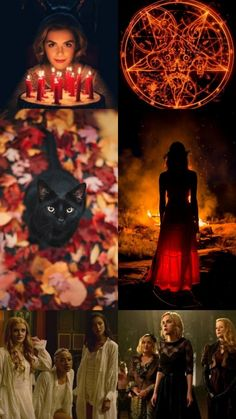 Chilling adventures of Sabrina She's A Witch, Teen Witch, Witch Art, Sabrina Costume, Betty & Veronica, Flowers In The Attic, Satanic Art, Kiernan Shipka, Bonnie Bennett