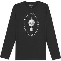 T-shirt Douglas Gordon noir