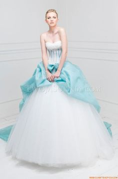 Abiti da Sposa Delsa D6634 Delsa Couture 2014