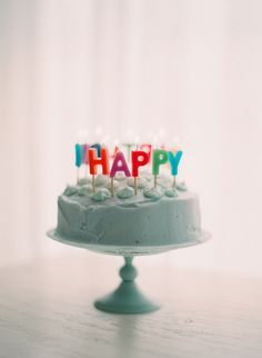 OK, class dismissed. Happy birthday to you and me and the whole wide world. Go out there and bake a cake!
