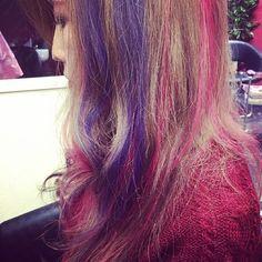 @mi20bu NEW HAIR♡#GALAX...Instagram photo | Websta (Webstagram)