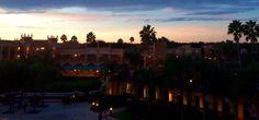 Sunset at the Coronado