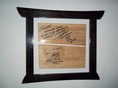 Taekwondo board frame - Marco para tabla de taekwondo