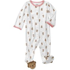 Child of Mine by Carters Newborn Baby Girls' Sleep n Play