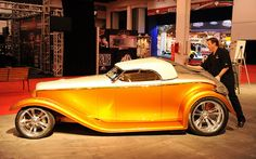 Chip Foose Automotive Creation