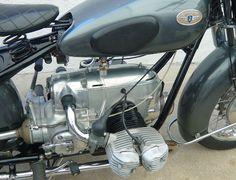 Zundapp KS601 Sport - Engine