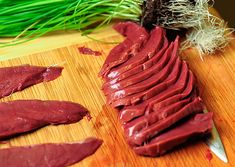 Wild Game: How To Trim and Prepare Deer Heart