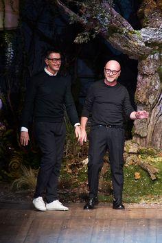 Défile Dolce & Gabbana Prêt-à-porter Automne-hiver 2014-2015 - Look 72