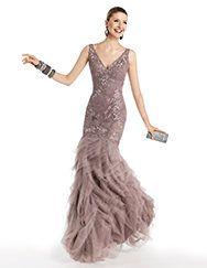 Pronovias+te+presenta+su+vestido+de+fiesta+Taselli+de+la+colección+Fiesta+2014.+|+Pronovias