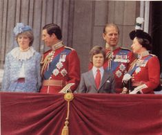 princess diana 1981 trooping the colour Trooping Of The Colour, Royal Engagement, Lady Diana Spencer, First Photograph, Prince Of Wales, Prince Charles, Buckingham Palace, Troops, Royalty