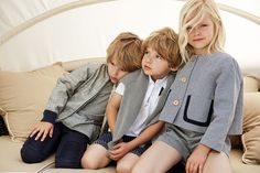 My lovely Rock Team ⚡⚡⚡ Sarah and her twins brothers for Fancy Kids London SS 15 Photographer & Director: Vika Pobeda www.vikapobeda.com Production: www.kidsphotoproduction.com #kids# #children# #fashion# #kidsfashion# #fashionkids# #style# #hair# #hairstyle# #cute# #cutekids# #vikapobeda#  #fancykids# #denim#