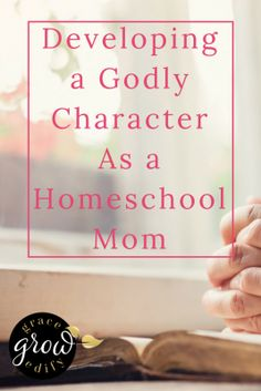 Developing a Godly Character As a Homeschool Mom Homeschool Mom Developing Godly Character Bible Studies Homeschool Moms Godly Character Encouragement Moms Encouragement Homeschool Moms Bible Study Homeschool Prayer Homeschool Moms Homeschool High School, Homeschool Curriculum, Homeschool Supplies, Home Schooling, 3d Printing, Boards, Teaching, Character, Bible Studies