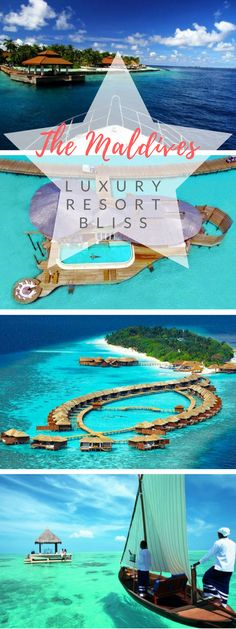 Maldives Resorts are some of the most romantic and exotic in the world.  Check out the top Luxury 5 Star Hotels, Resorts, Spas, and Villas from this paradise located off the coast of India.