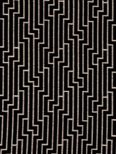 black gray geometric upholstery fabric by the yard modern black velvet - Home Decor Fabrics By The Yard
