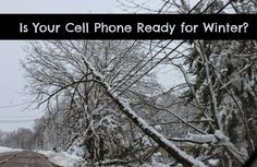 Books, Bargains, Blessings: Is your cell phone ready for winter? #spon #BetterMoments