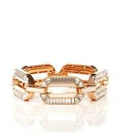 Henri Bendel Big Link Bracelet