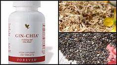 se soigner avec la plante d'Aloes:     Gin-Chia - Forever   Forever Gin-Chia, associ...