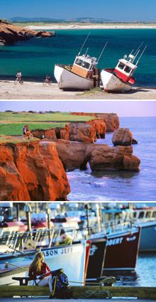 During your stay at the Iles de la Madeleine, also known as Magdalen Islands, enjoy exquisite seafood, wind sports, sea excursions and much more. Province Du Canada, Acadie, Voyager Loin, East Coast Travel, Canadian Travel, Paradise On Earth, Tourist Information, Quebec City, Oh The Places You'll Go