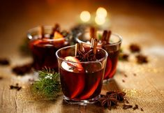 With an Instant Pot, you can transform unremarkable supermarket wine into festive gluhwein in five minutes. Learn the best wine to use and how to make mulled wine at home with this easy recipe! Christmas Drinks, Holiday Drinks, Holiday Dinner, Winter Cocktails, Holiday Gifts, Spiced Wine, Fall Recipes, Wine Recipes, Fruit Punch