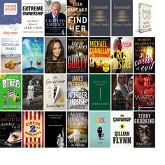 "Wednesday, February 24, 2016: The Corbin Public Library has 23 new bestsellers, one new video, nine new audiobooks, 22 new children's books, and 122 other new books.   The new titles this week include ""Thing Explainer: Complicated Stuff in Simple Words,"" ""Extreme Ownership: How U.S. Navy SEALs Lead and Win,"" and ""Crippled America: How to Make Our Country Great Again."""