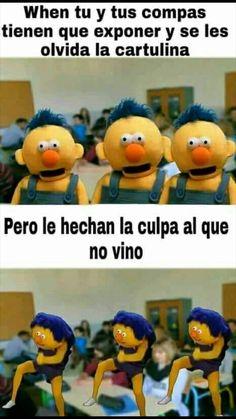 La Cartulina >:,v Best Memes, Dankest Memes, Scared Funny, Dont Hug Me, Mexican Memes, Funny Times, Spanish Memes, Pinterest Memes, Funny Photos