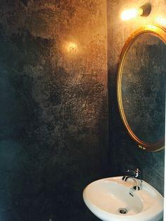 Small bathroom Tadelakt