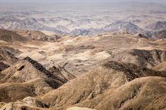 Moonlandscape Namibia