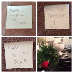 1ed4a2ab4a3a 21 Romantic Surprises That Will Make Your Partner Fall For You All Over  Again. Romantic Surprises For HimCute ...